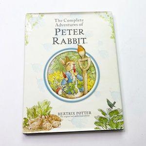 Adventures of Peter Rabbit Beatrix Potter Book